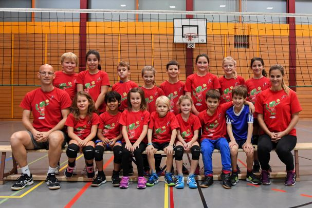 Kids Volley Donnerstag